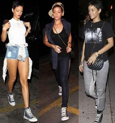 スニーカーに合うファッション!