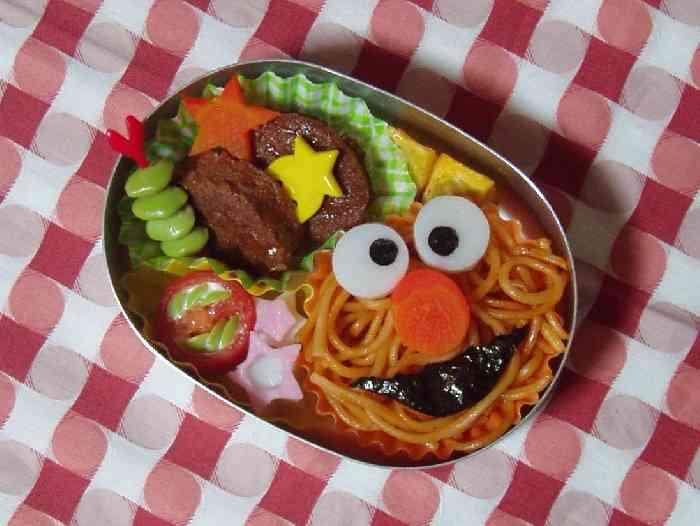 子供のお弁当!!