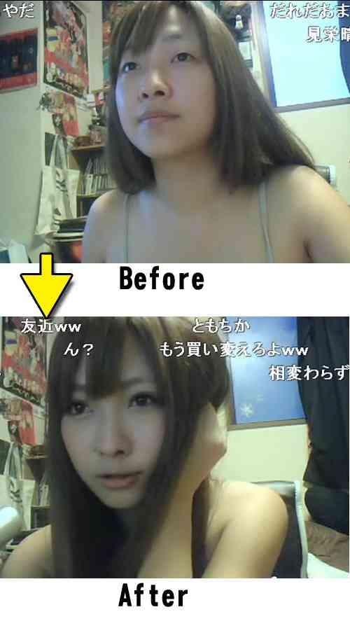 化粧の時間と手順