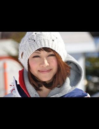 スキージャンプの高梨沙羅選手、ソチ五輪・トップビューティーに選ばれる