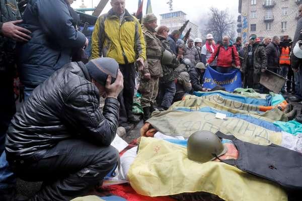 ウクライナの危機が深刻化…全面内戦