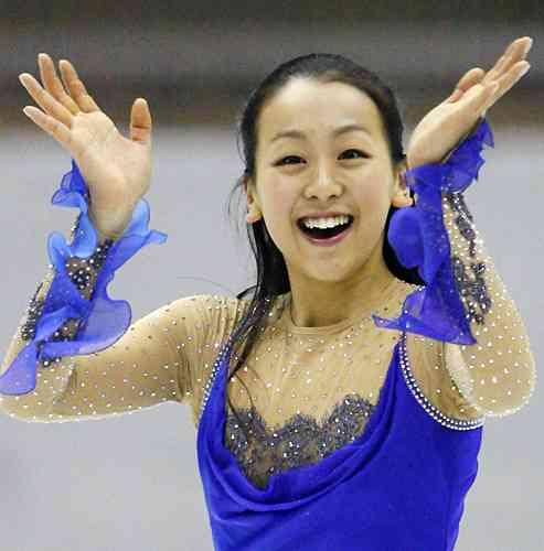 【ソチ五輪】女子フィギュア 浅田真央フリーで自己ベスト更新して6位 1位ソトニコワ、2位キムヨナ、鈴木8位