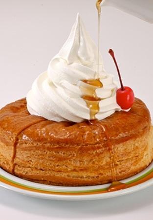 パンケーキがおいしいお店ってありますか?