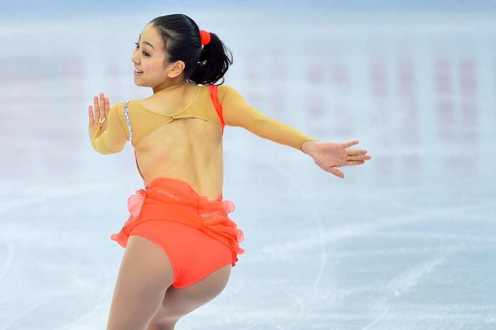 【実況】ソチオリンピック・女子フィギュアショート