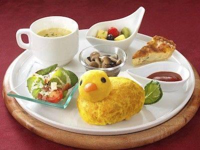 美味しそうなオムライスの画像、可愛すぎて食べれないオムライスの画像ください!