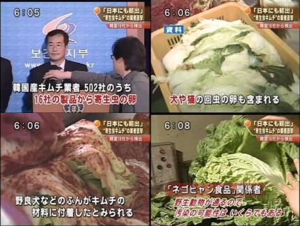テレビで観た衝撃の食べ物