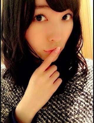 """SKE48・松井玲奈(22歳)、""""子供の顔""""なすっぴんを披露"""