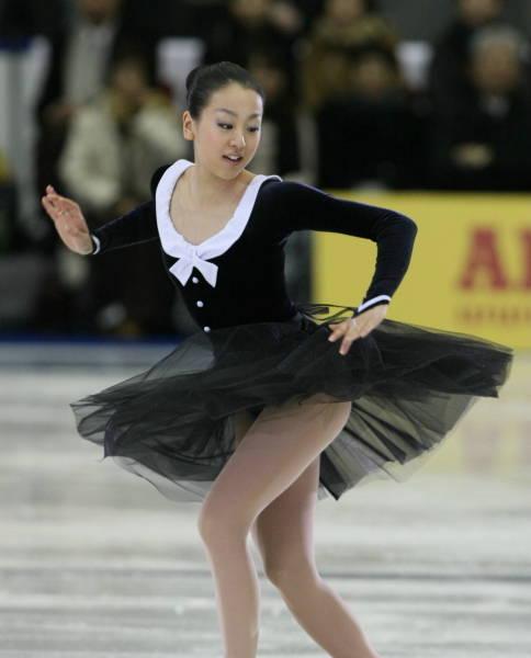 フィギュアスケート選手の衣装