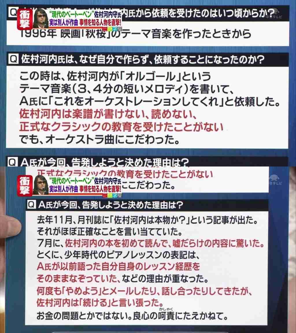 聴覚障害の作曲家・佐村河内守さん、別人の作曲だった! ゴーストライターが6日会見へ