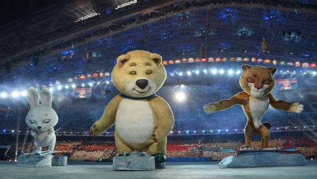 ソチ五輪、公式マスコットキャラクターが怖すぎるww