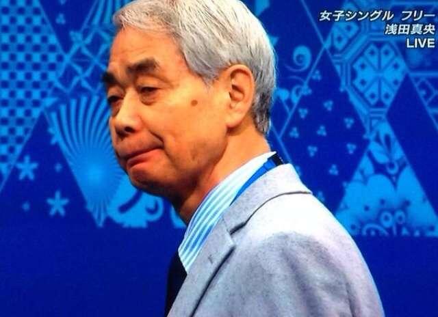 【いい人】織田信成、浅田真央のフリーの演技を見てまた大号泣!
