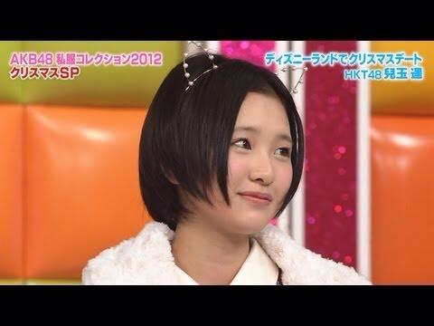 HKT48兒玉遥のIKKO化が止まらないと話題にwww