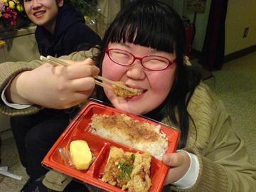 食べ物が美味しい時のリアクション