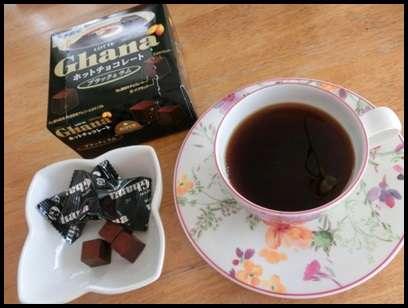 *ブラックコーヒーに合うおやつ*