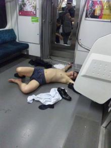 電車内であったこんな事こんな人