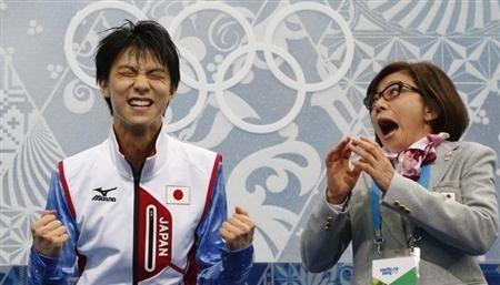 【ソチ五輪】羽生結弦、フィギュアSP史上初の「100点超え」で暫定1位に!競技史上最高の101.45点!