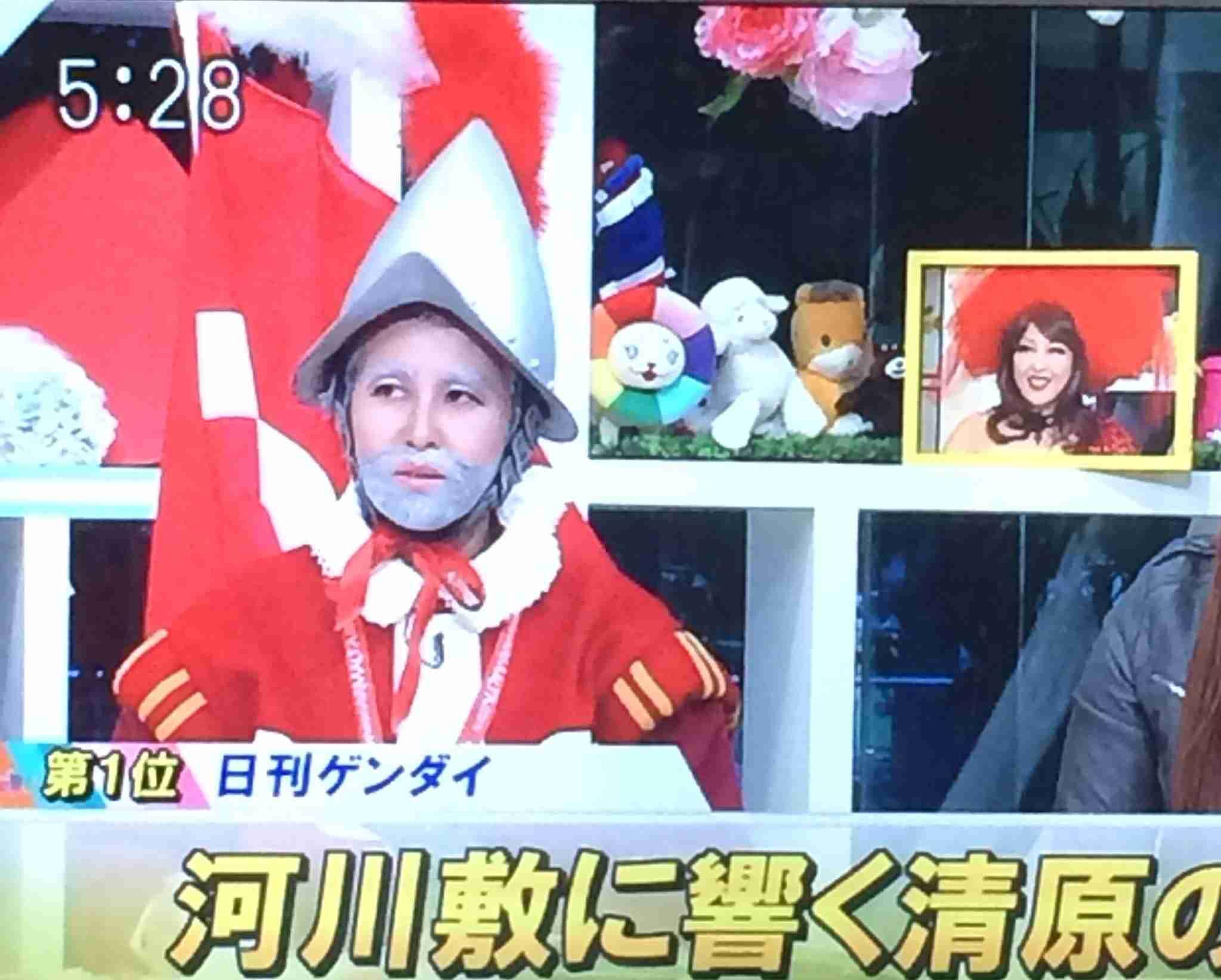 岡本夏生「全テレビ局から出入り禁止になっている」と『5時に夢中!』で告白 +430 +430