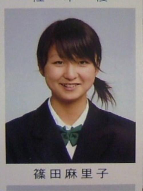 篠田 麻里子 年齢