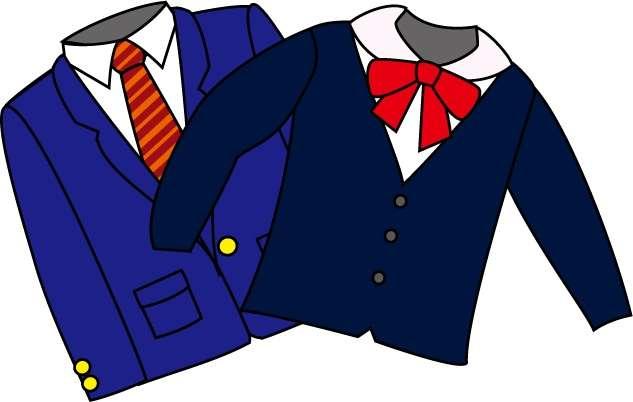 制服の無い高校に通っていた人居ませんか?