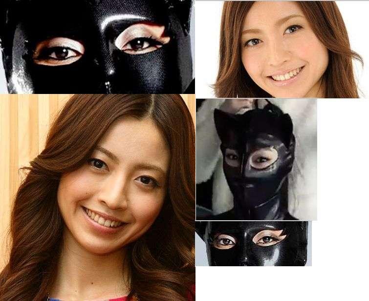 渡辺直美はボートニャーだった、残りの5人も今後のCMで仮面外す
