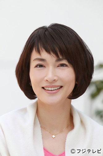 ボブカットの長谷川京子