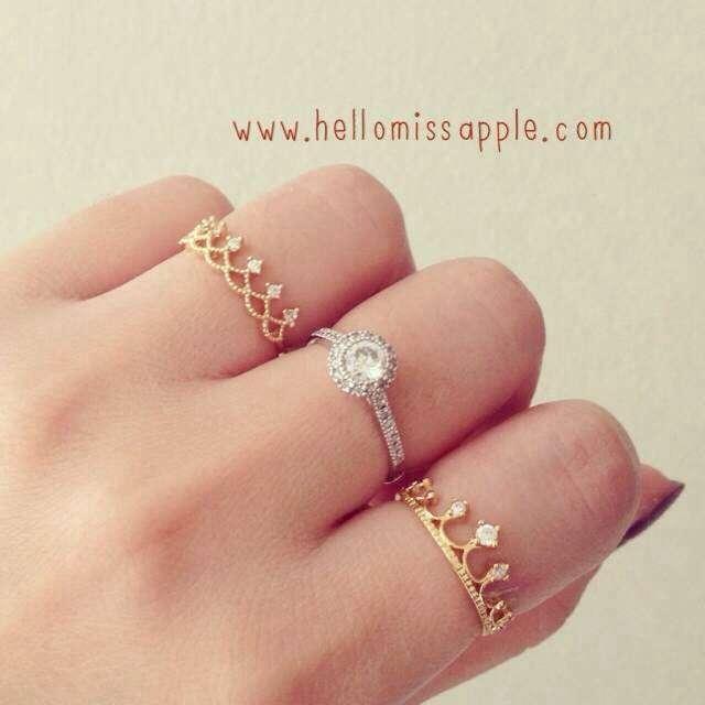 可愛い 素敵なリング♪