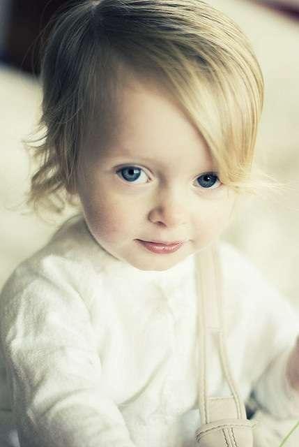 子供の可愛い髪型、ヘアカット ...