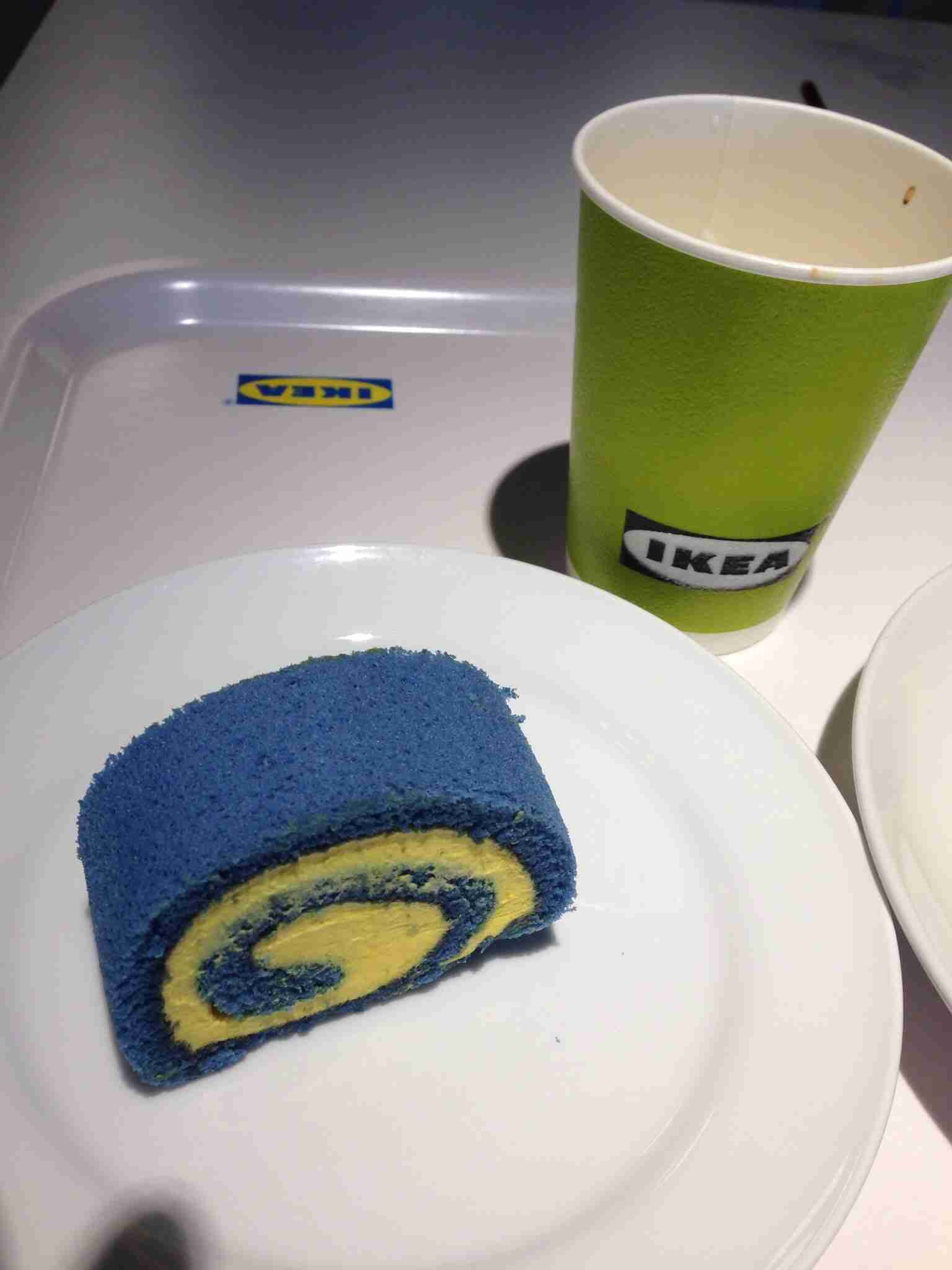 IKEAレストランでオススメのメニュー☆