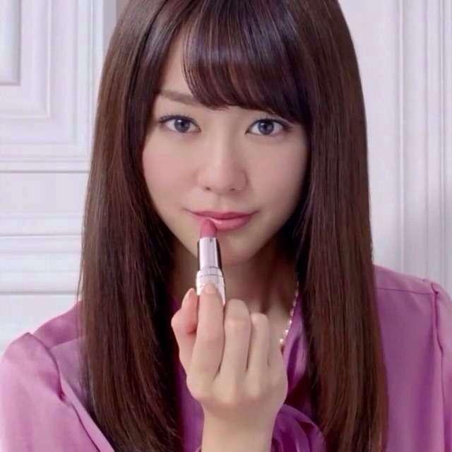 さらさら美髪の桐谷美玲