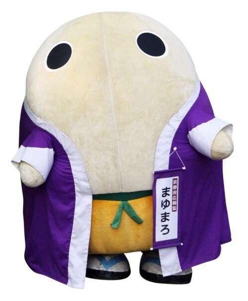 京都・嵐山のゆるキャラ「月橋渡」がヤバすぎる → 着ぐるみ化して更にヤバさが増す