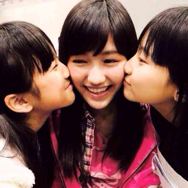 AKB48渡辺麻友、第2の橋本聖子か 13歳メンバーにセクハラキス