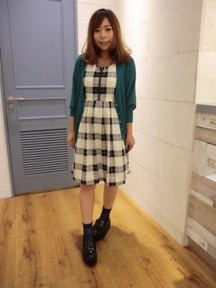 初秋ファッション(10代20代限定)
