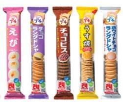 デスクワークの方、仕事中どんなお菓子を食べてますか?