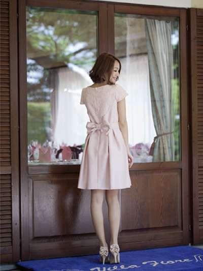 結婚式のファッション