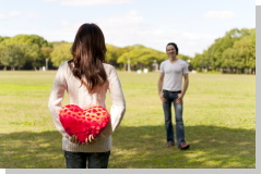 女性から男性への告白