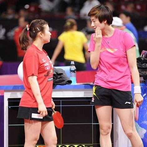 卓球日本女子、48年ぶり悲願ならず…福原が世界2位撃破も「悔しい気持ちが大きい」