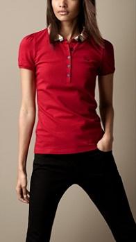 お気に入りのポロシャツ
