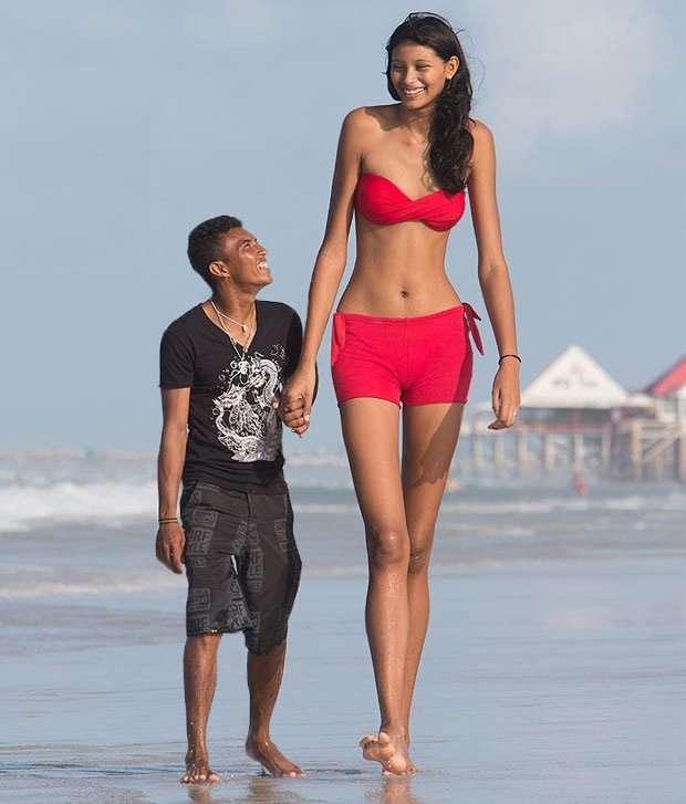「高身長女子」が男子に人気上昇中!