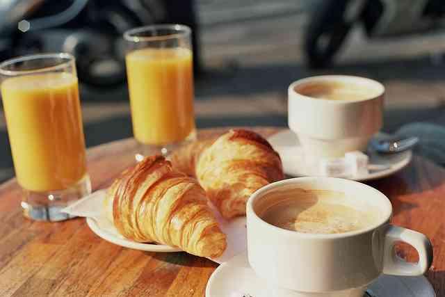 美味しそうな朝ごはんの画像を貼るトピ
