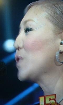 加護亜依、鼻をいじりすぎて誰だか分からないと話題に