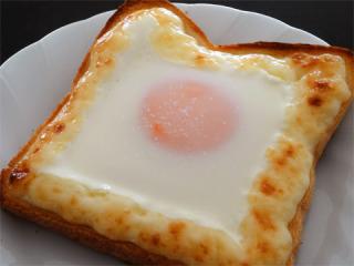 変わってるけど意外と美味しいトースト
