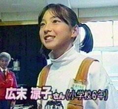 【聖女】広末涼子、