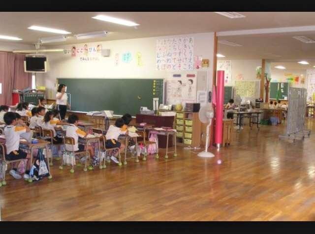 学校に珍しい設備ありましたか?(ありますか?)