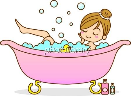 風邪引いた時、お風呂入りますか?