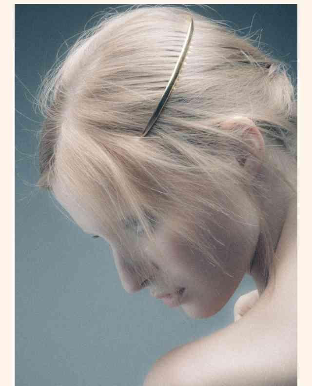 可愛いヘアアクセサリー・アクセサリーを貼るトピ