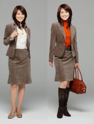 秋冬のスーツファッション!