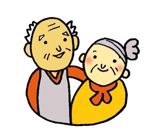おじいちゃん&おばあちゃんの思い出☆