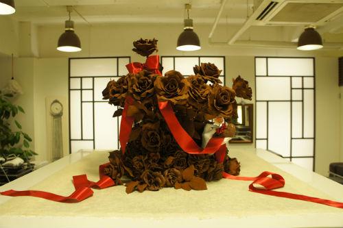 「壁ドンチョコ」を体験できる「東京チョコレートショー2014」11月開催