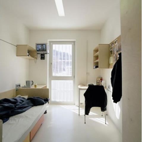 旭川刑務所の「受刑生活」がすごい…全室個室、テレビあり、ベッドあり