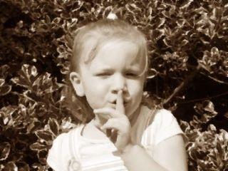 今だから言える子供の頃の秘密